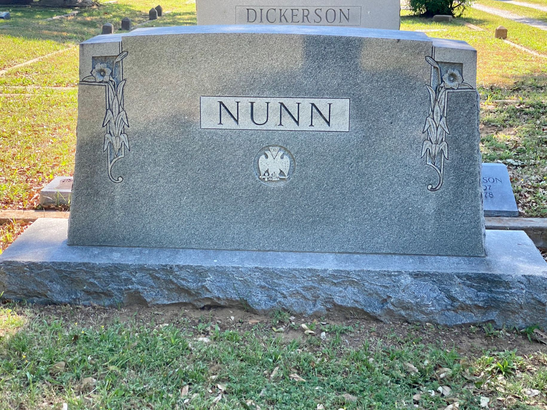 Nunn Family Plot
