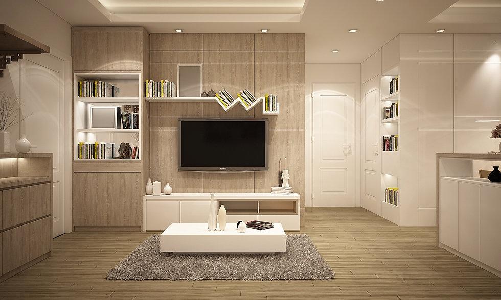 Interior Desgin, Built-ins