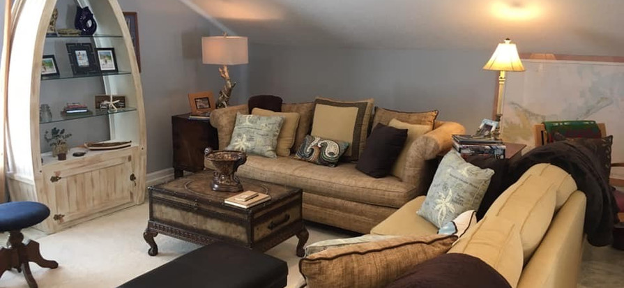 Pungo Charters Lodging
