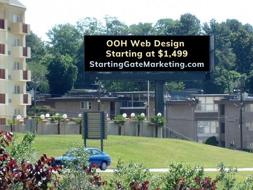 Billboard Insider Ranks Starting Gate Marketing OOH Website #1