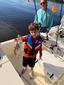 Pungo Charters - The Little Guy