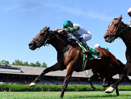Feel Glorious receives well-timed ride in Perfect Sting at Saratoga