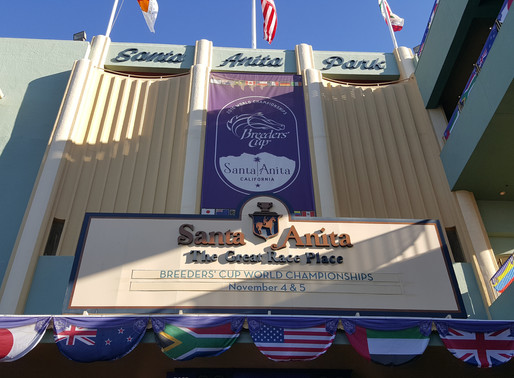 Highest Attendance in History for 2016 Breeders' Cup