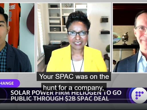 Bill Gates-backed solar firm Heliogen to go public in $2B SPAC deal