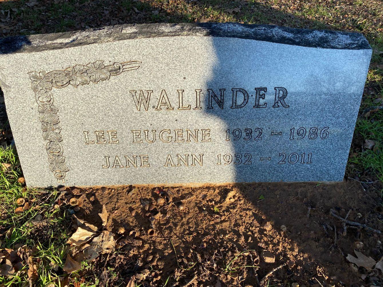 Walinder
