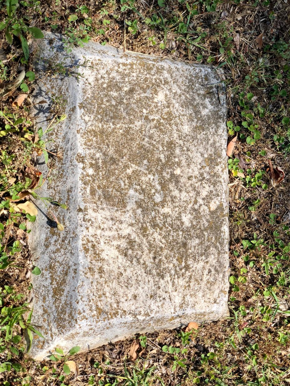 Unknown Grave 22