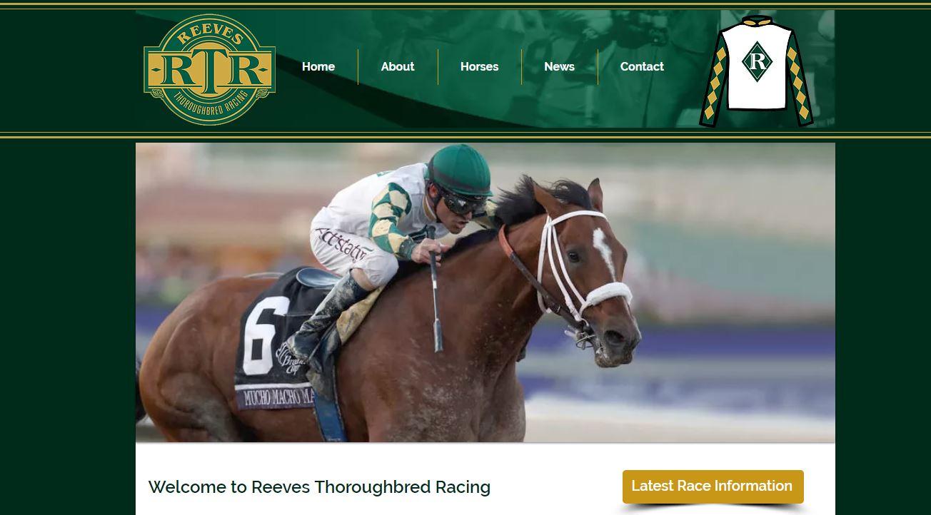 Reeves Thoroughbred Racing