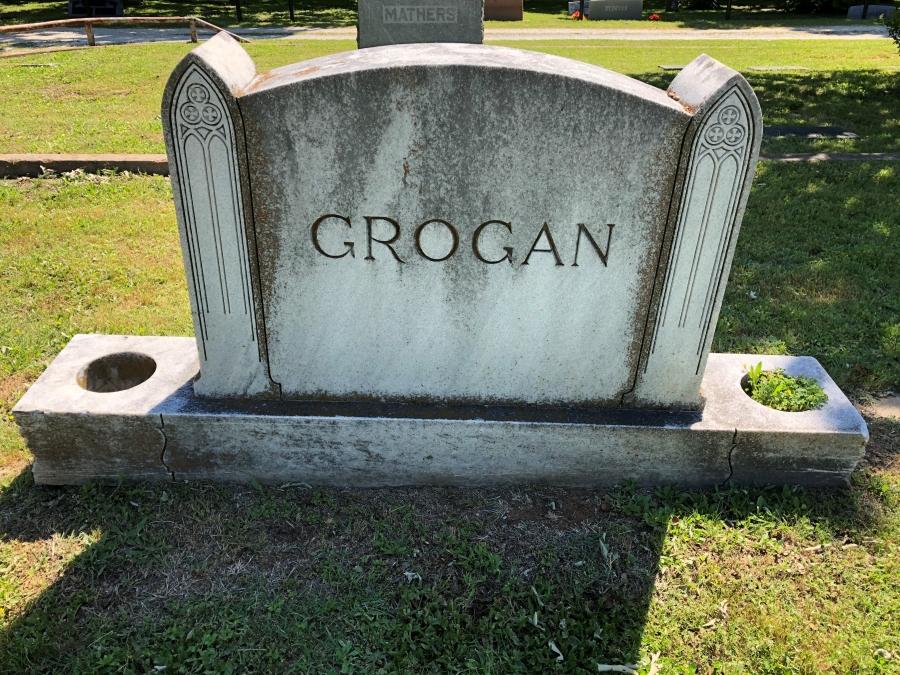 Grogan Family Plot