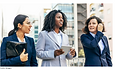 How Women Leaders Can 'Shoulder Up' to Maximize Positive Impact