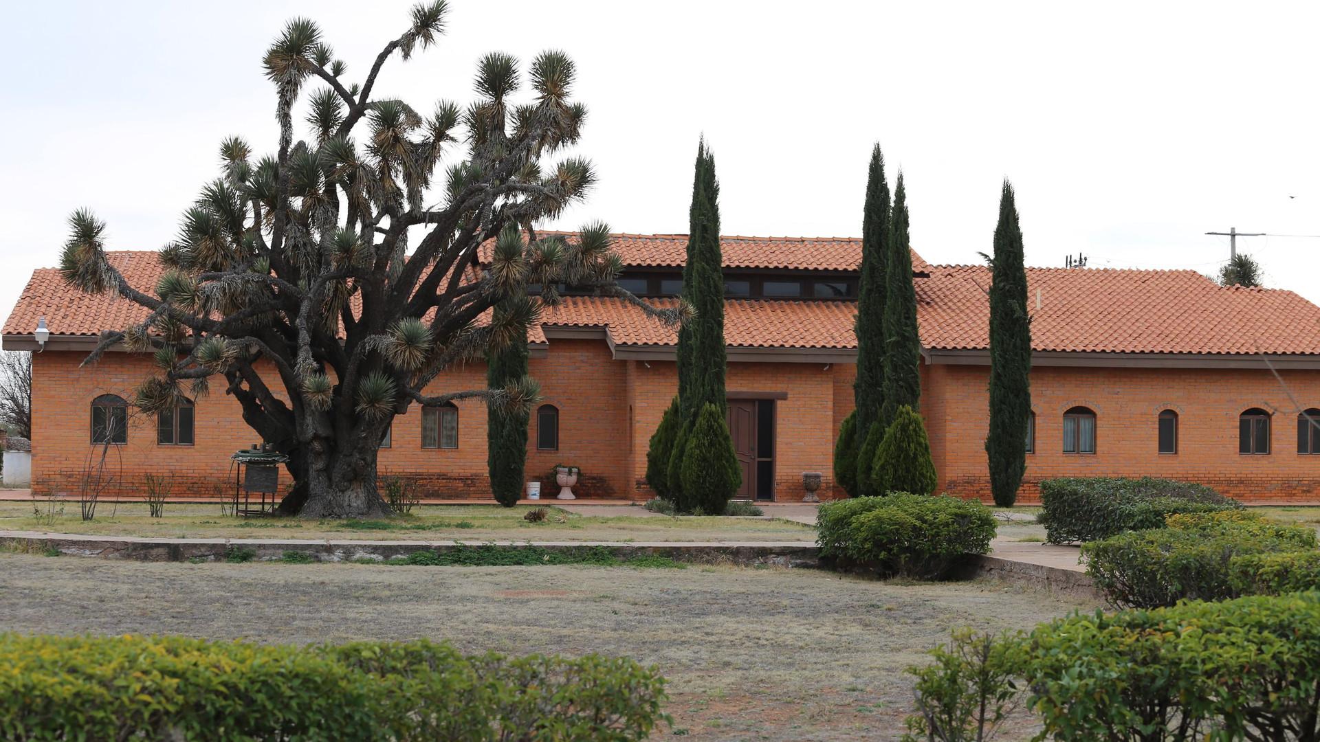 Nursing Home ~ Bethshean Mexico Mission