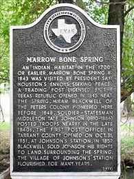 Marrow Bone Spring