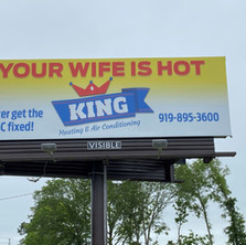 Your Wife is Hot King Heating & Air