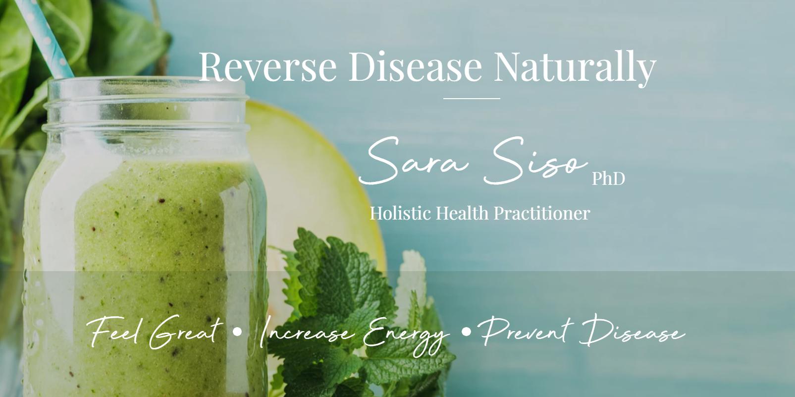 Reverse Disease Naturally