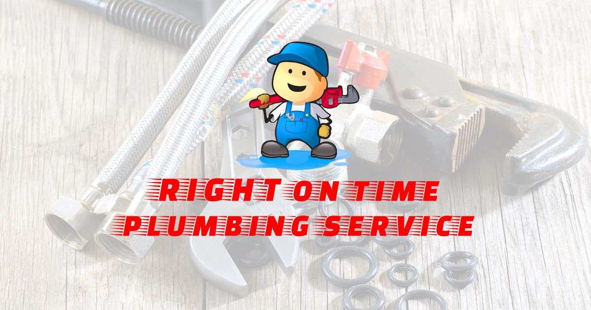 Right On Time Plumbing Service