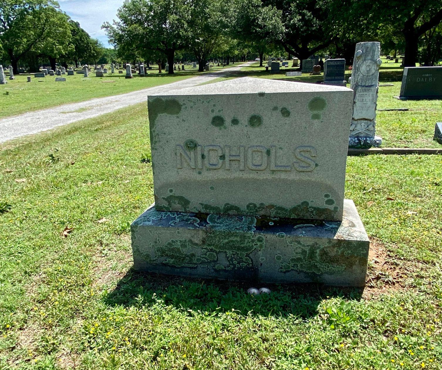 Nichols Family Plot
