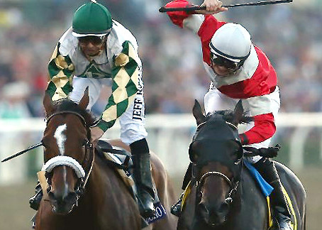 Breeders' Cup Photo Finish for Mucho Macho Man