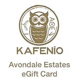 Kafenio Avondale Estates eGift Card