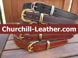 Churchill Leather Social Share
