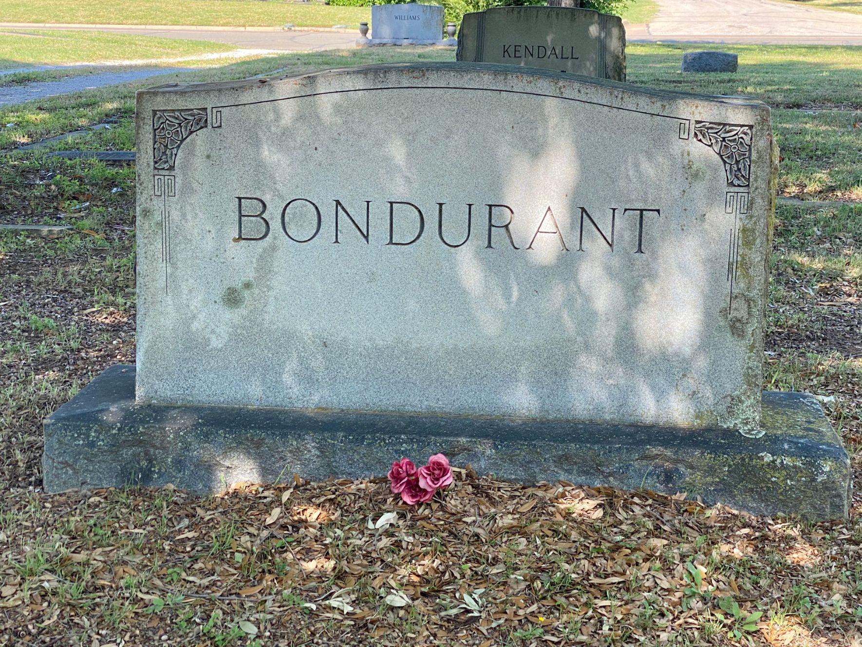 Bondurant Family Plot