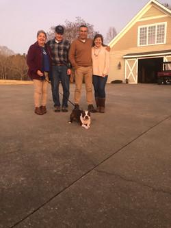 Rosie & Her Family