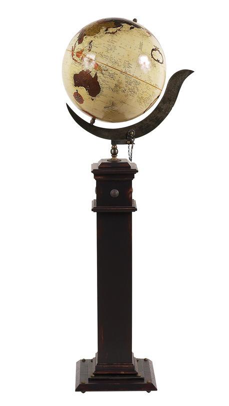 Baron Floor Globe