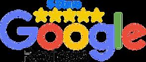 5 Star Google Reviews for Kouzina Christ