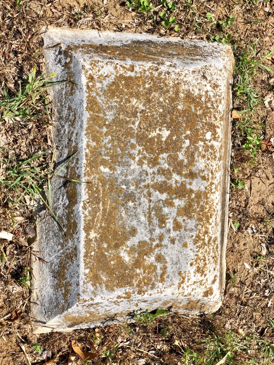 Unknown Grave 21