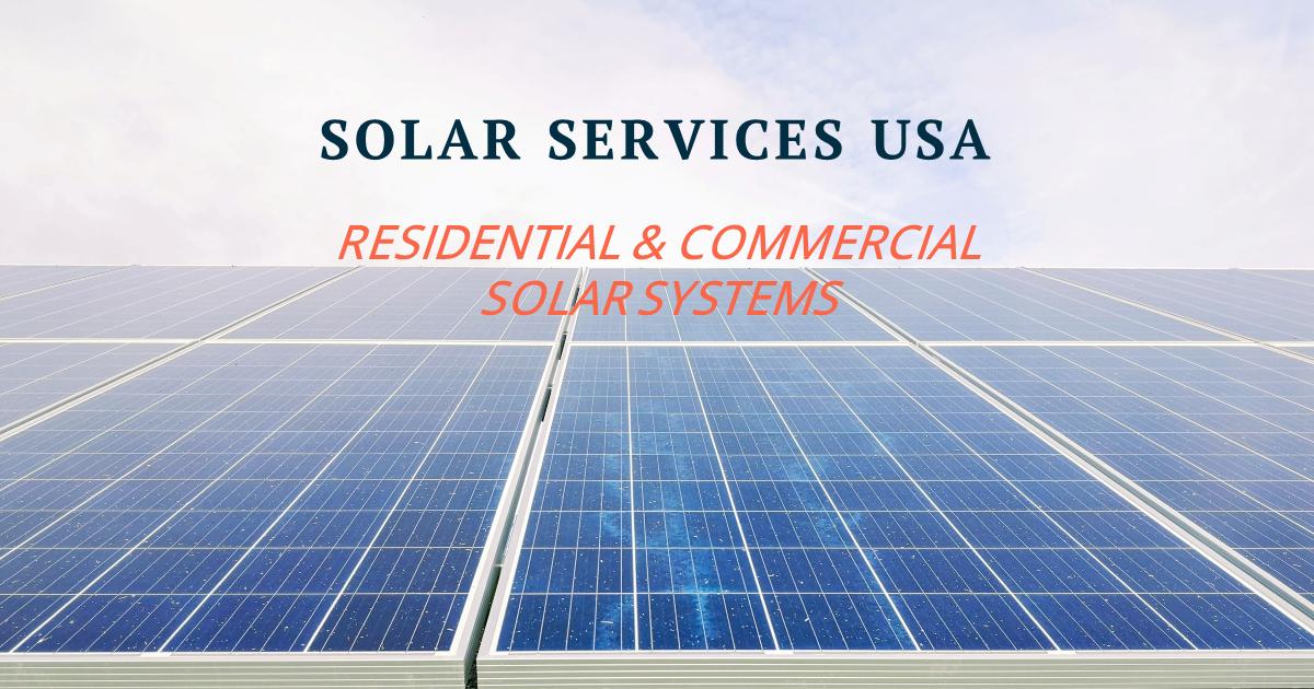 Solar Services USA