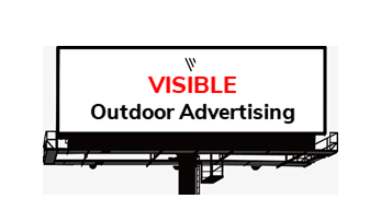 Visible Outdoor Advertising