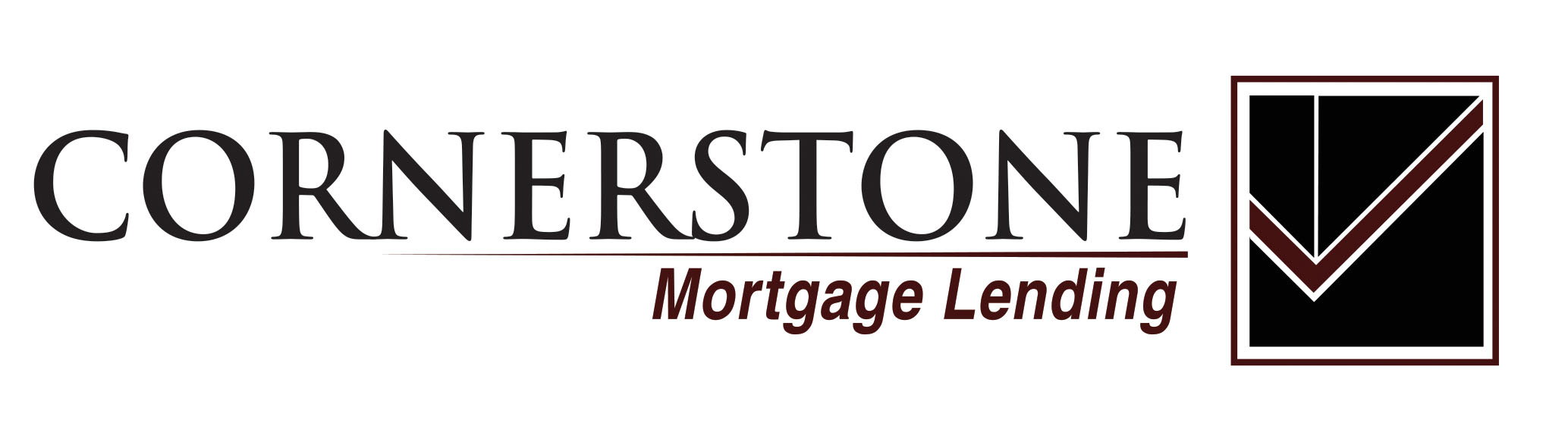 Cornerstone Mortgage Logo