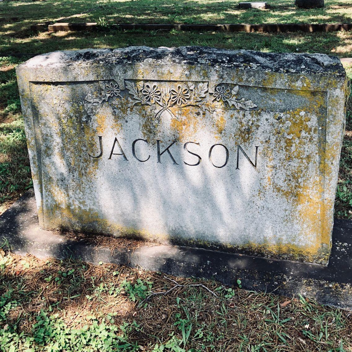 Jackson Family Plot