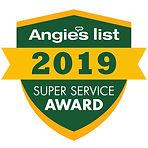 Phil Wheeler Install Angies List Super Service Award