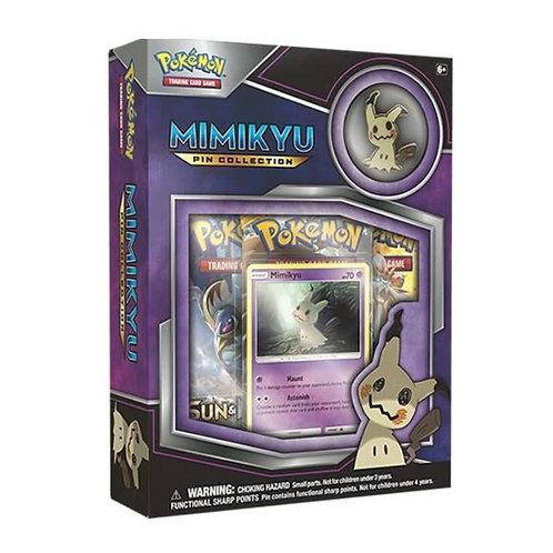 Mimikyu Pin Collection Box
