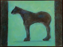 Azul grande horse
