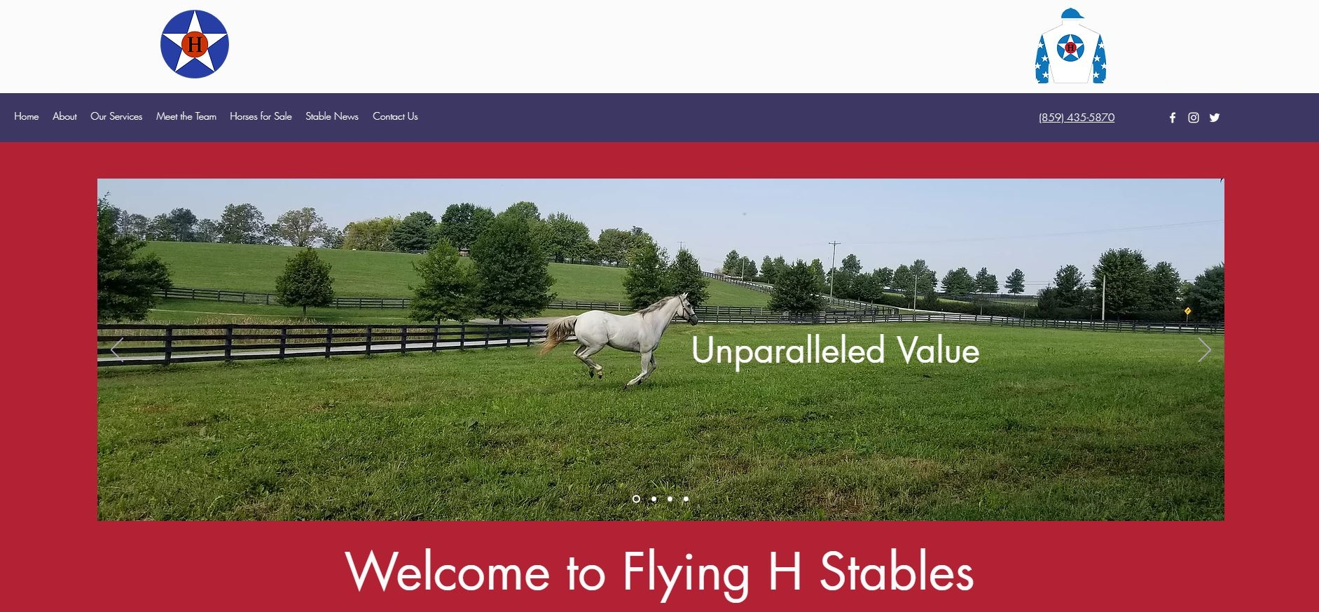 Flying H Stables