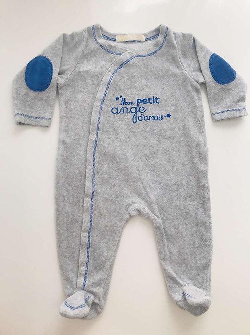 Pyjama chaud 3 mois