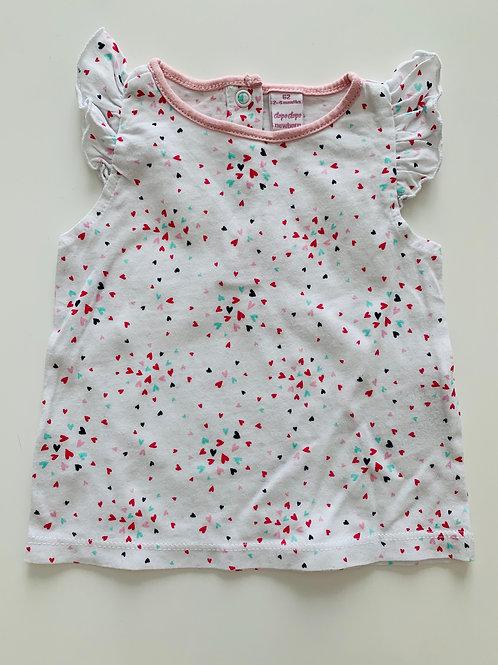 Tee-shirt 2/4 Mois