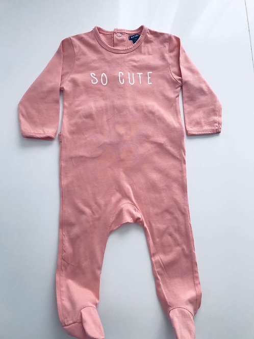 Pyjama So cute 9 mois