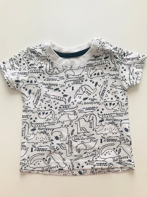 Tee-shirt Primark 0/3 Mois