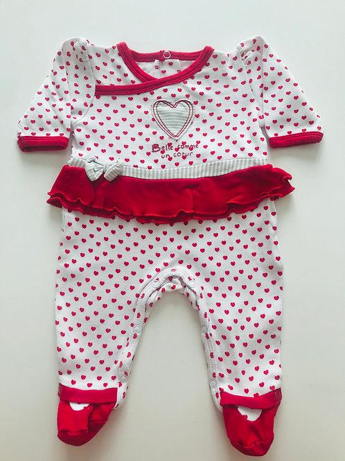 Pyjama coton  Kimbaloo 1 Mois