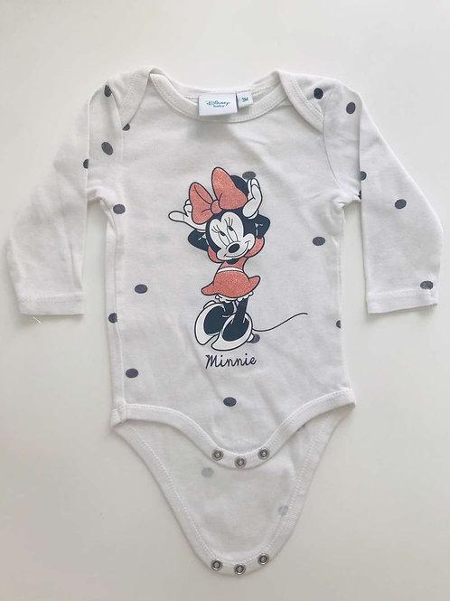 Body Minnie Mouse 3 mois