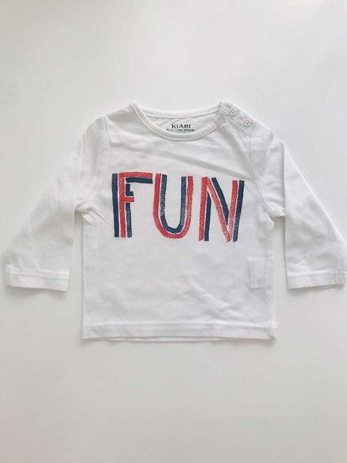 T-shirt KIABI 1 mois