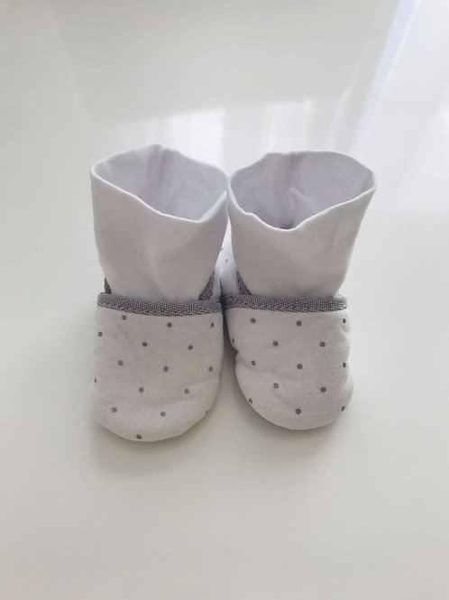 Chaussons OBAÏBI taille 1-6 mois