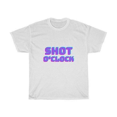 'Shot O'Clock' Tee