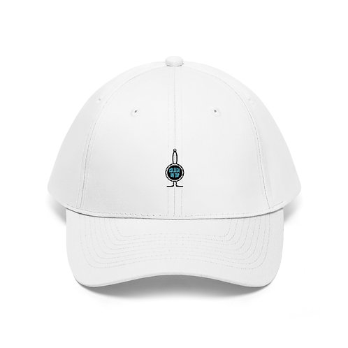 Logo Unisex Twill Hat