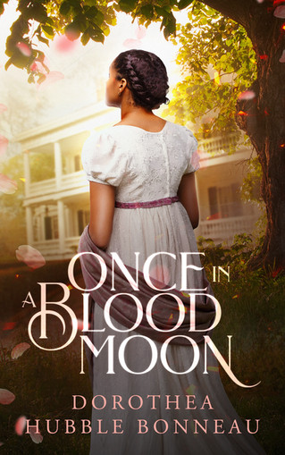 COVER REVEAL - Once in a Blood Moon