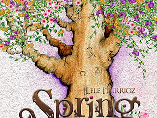 SPRING (Seasons Within #2) Release Day!