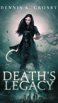 COVER REVEAL - Death's Legacy