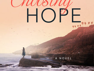 COVER REVEAL - CHOOSING HOPE by Holly Kammier