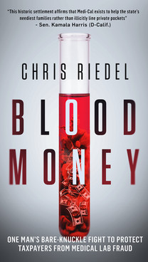 Blood Money by Chris Riedel